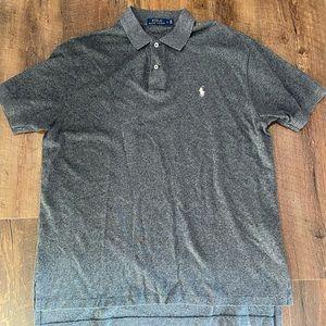 Men's Polo Shirt.